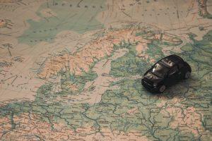 לא תמיד אפשר לעבור בין מדינות עם רכב שכור