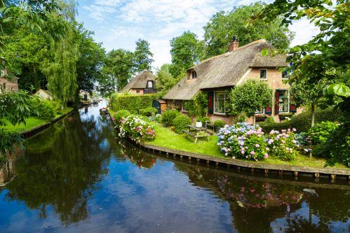חופשה בבית כפרי בהולנד
