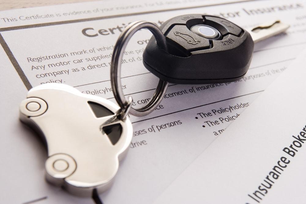 ביטוח / ביטול / החזר השתתפות עצמית ברכב שכור