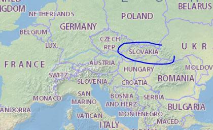 מודיעין מדריך מקיף לתכנון טיול בסלובקיה - איך להגיע, אטרקציות, מסלול PB-14
