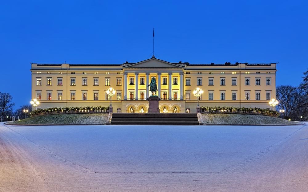 ארמון המלוכה Det Kongelige Slott